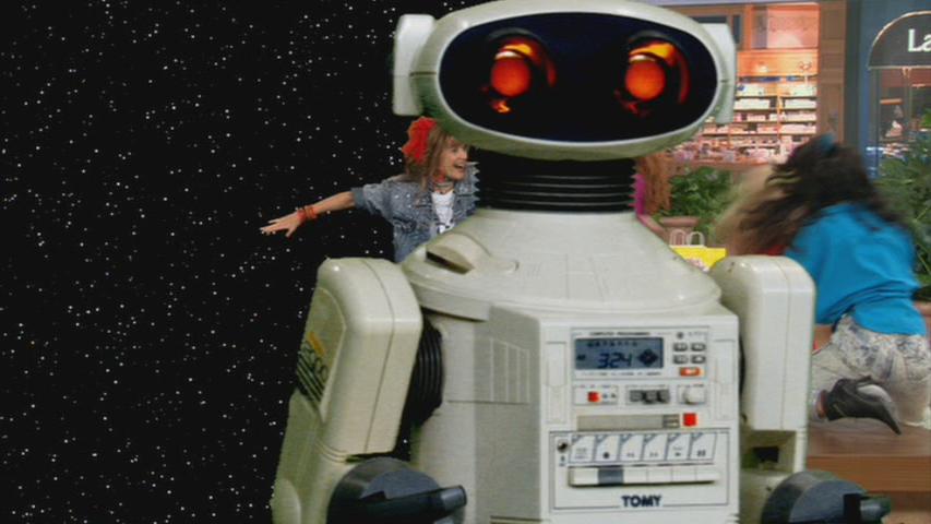 Omnibot in How I met your Mother