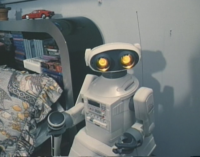 Omnibot in Miami Spice II